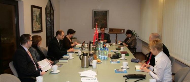 Spotkanie Noworoczne Zarządu – Warszawa,styczeń 2009.