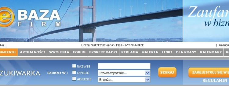 Ruszył portal ebazafirm.pl