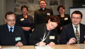 Porozumienie o współpracy podpisano w Cieszynie.